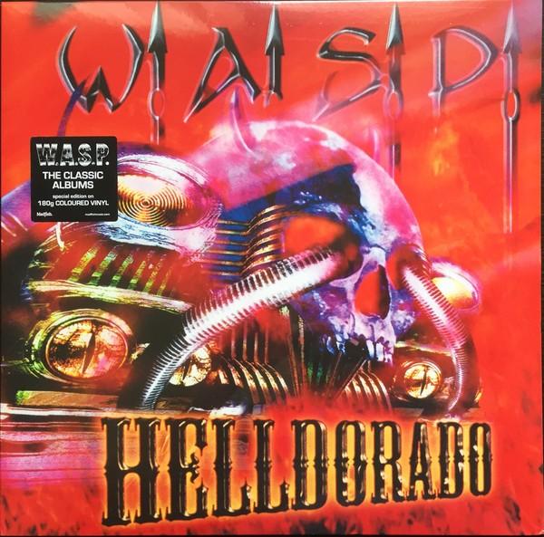 W.A.S.P. - Helldorado (Vinyl, LP)