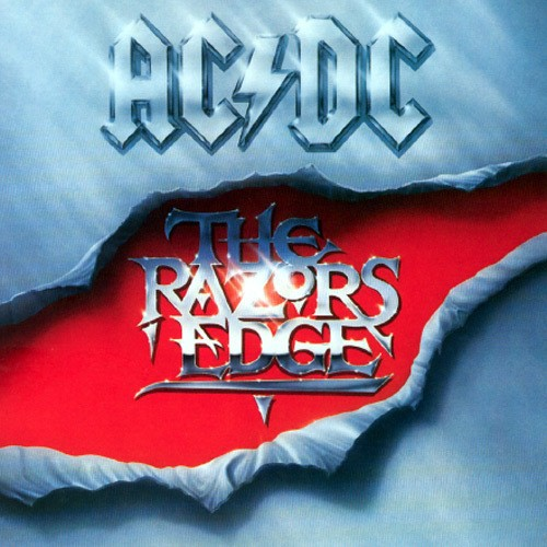 AC/DC - The Razors Edge (Vinyl, LP)