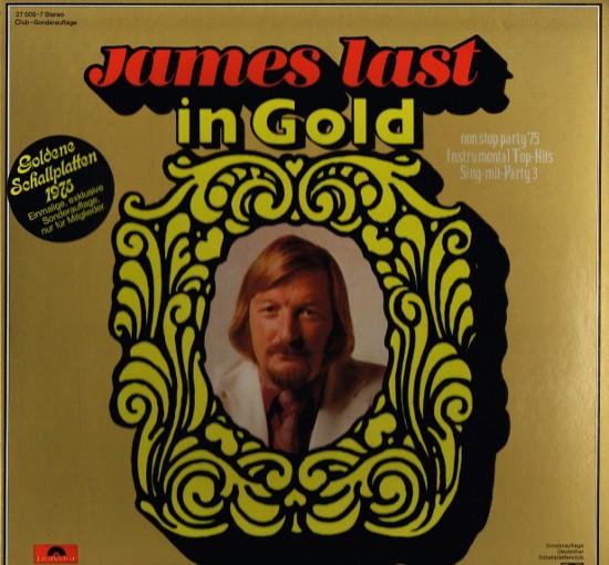 James Last - James Last In Gold (Vinyl, LP)