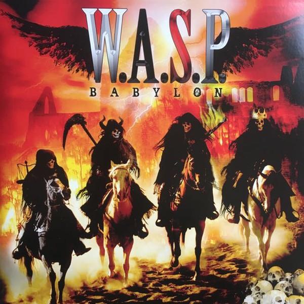 W.A.S.P. - Babylon (Vinyl, LP)
