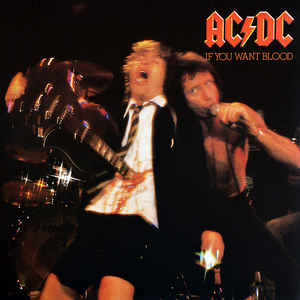 AC/DC - If You Want Blood You've Got It (Vinyl, LP)