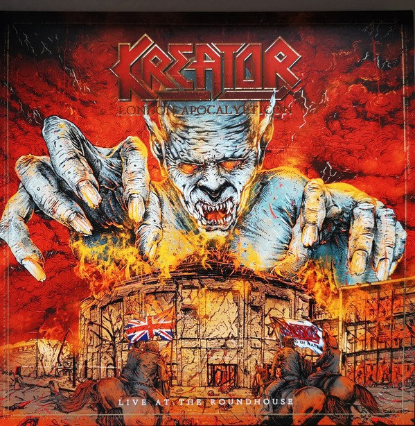 Kreator - London Apocalypticon (Live At The Roundhouse) (Vinyl, LP)