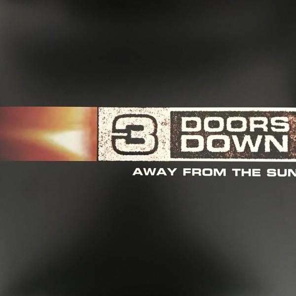 3 Doors Down - Away From The Sun (Vinyl, LP)