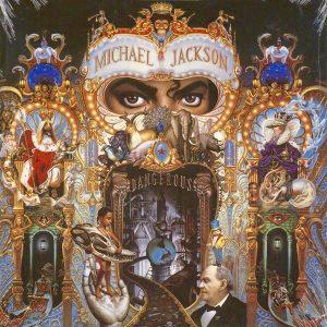 Michael Jackson – Dangerous (Vinyl, LP)
