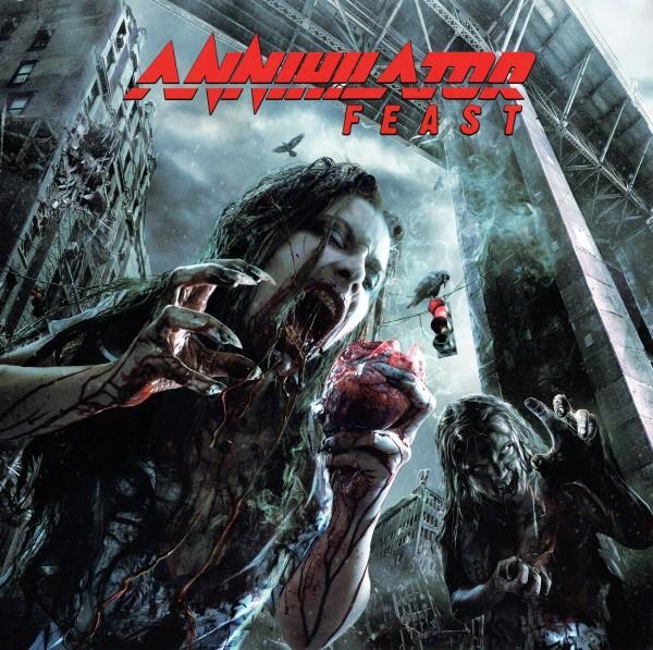 Annihilator - Feast (Vinyl, LP)