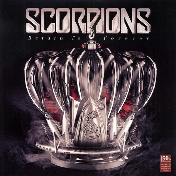 Scorpions - Return To Forever (Vinyl, LP)