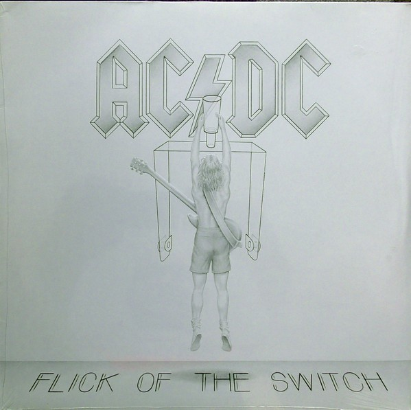AC/DC - Flick Of The Switch (Vinyl, LP)
