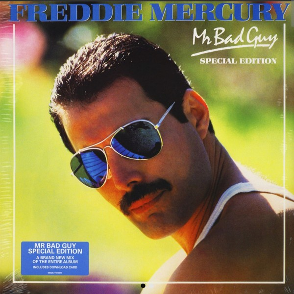 Freddie Mercury - Mr. Bad Guy (Vinyl, LP)