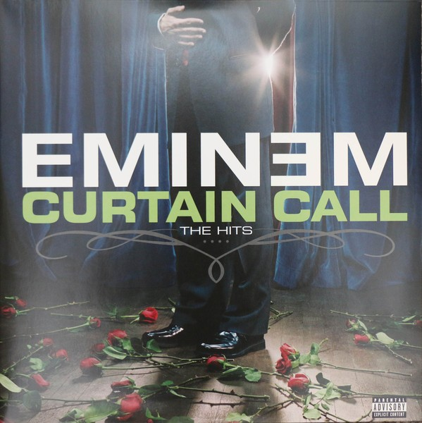 Eminem - Curtain Call - The Hits (Vinyl, LP)