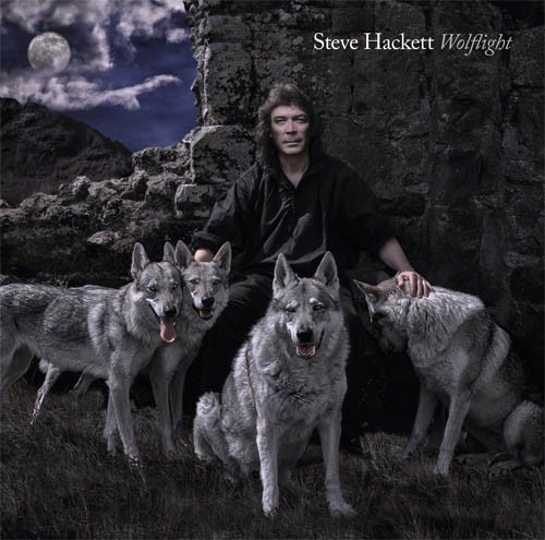 Steve Hackett - Wolflight (Vinyl, LP)