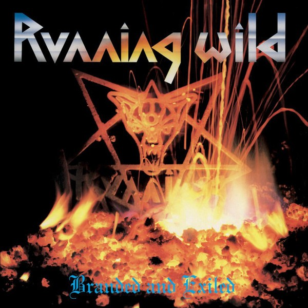 Running Wild - Branded And Exiled (Vinyl, LP)
