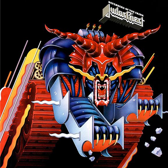 Judas Priest - Defenders Of The Faith (Vinyl, LP)