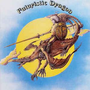 T. Rex - Futuristic Dragon (Vinyl, LP)