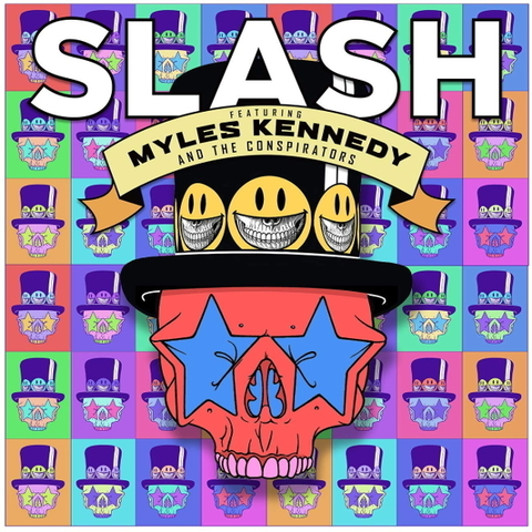 Slash Featuring Myles Kennedy And The Conspirators - Living The Dream (Vinyl, LP)