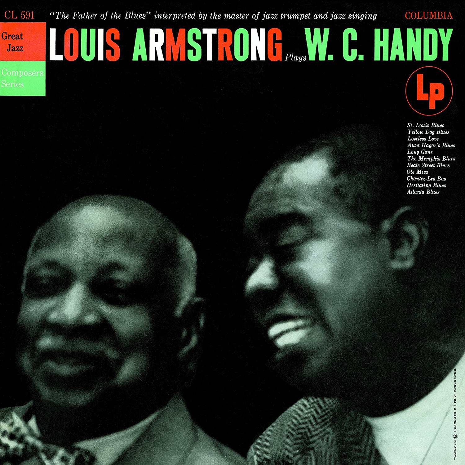 Louis Armstrong - Plays W.C. Handy (Vinyl, LP)