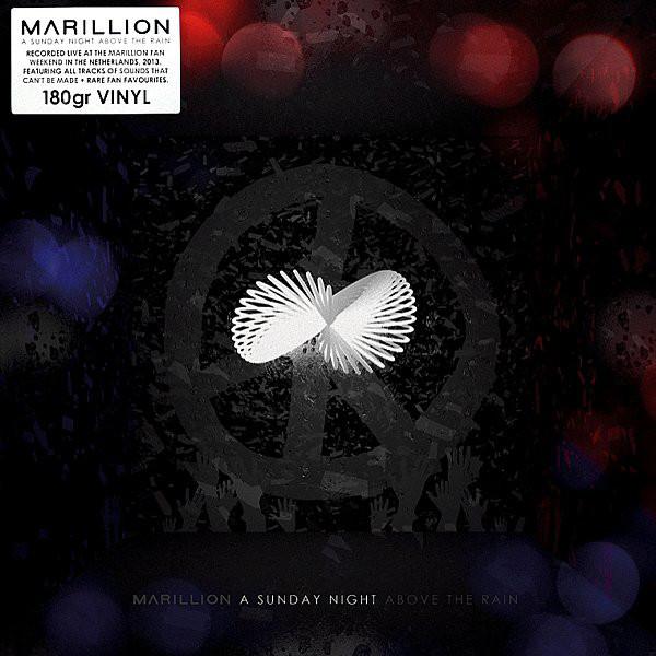 Marillion - A Sunday Night Above The Rain (Vinyl, LP)