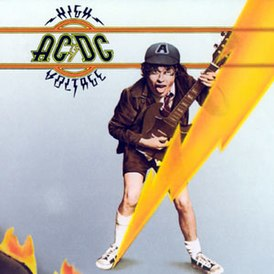 AC/DC - High Voltage (Vinyl, LP)