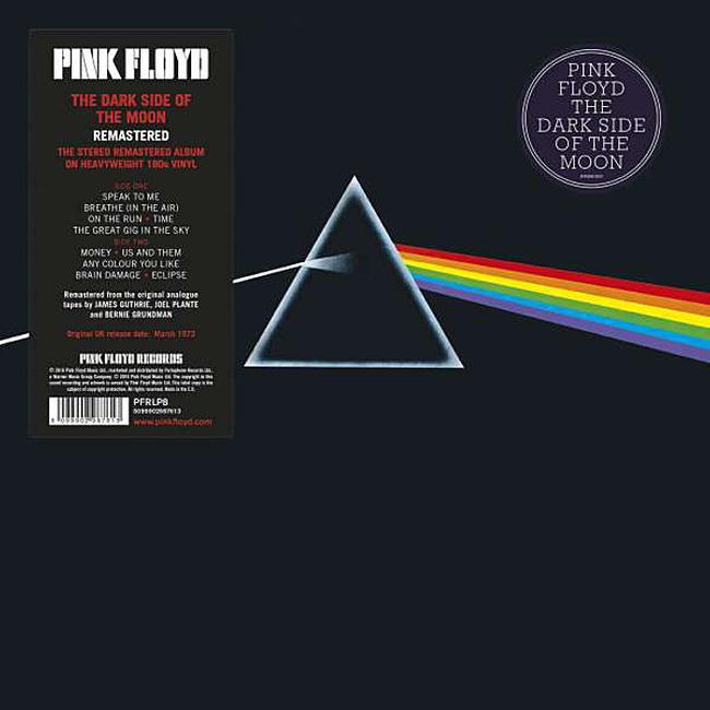 Pink Floyd - The Dark Side Of The Moon (Vinyl, LP)