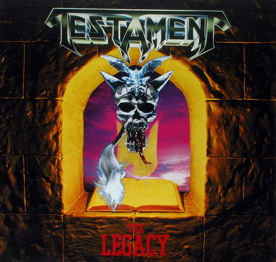 Testament - The Legacy (Vinyl, LP)