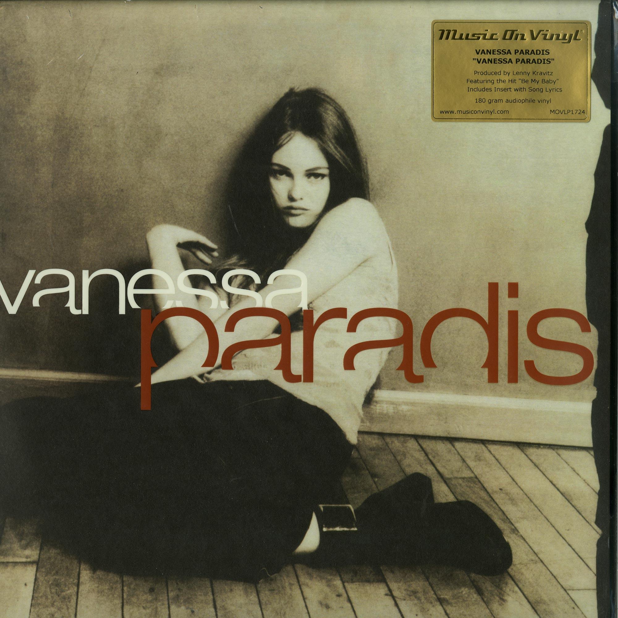 Vanessa Paradis - Vanessa Paradis (Vinyl, LP)