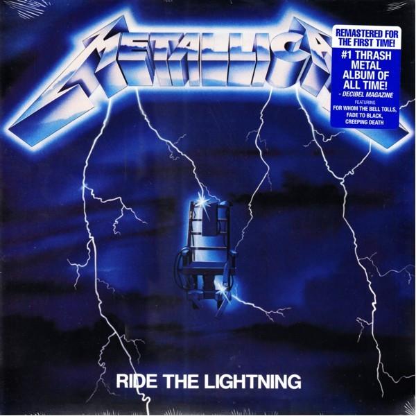 Metallica - Ride The Lightning (Vinyl, LP)