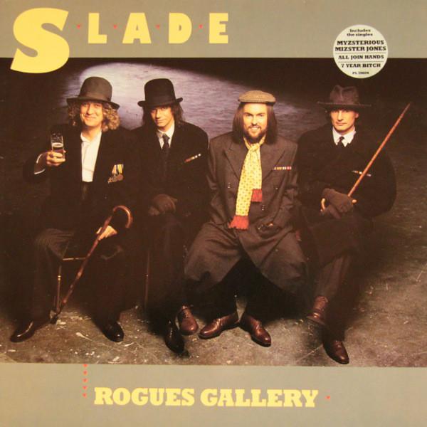 Slade - Rogues Gallery (Vinyl, LP)