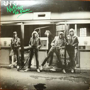UFO - No Place To Run (Vinyl, LP)