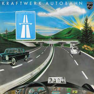 Kraftwerk - Autobahn (Vinyl, LP)