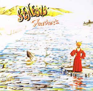 Genesis - Foxtrot (Vinyl, LP)
