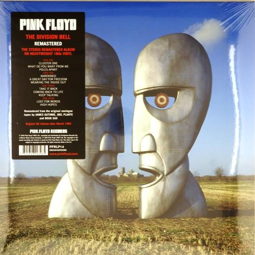 Pink Floyd - The Division Bell (Vinyl, LP)