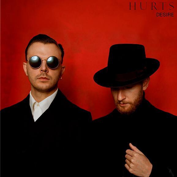 Hurts - Desire (Vinyl, LP)