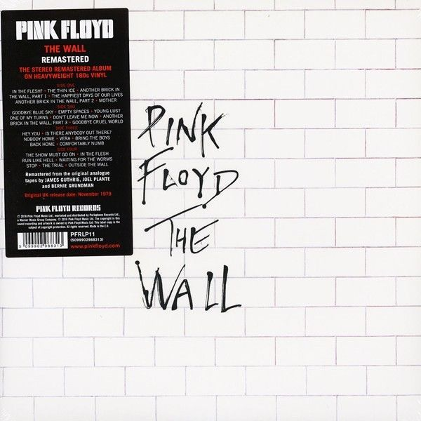 Pink Floyd - The Wall (Vinyl, LP)