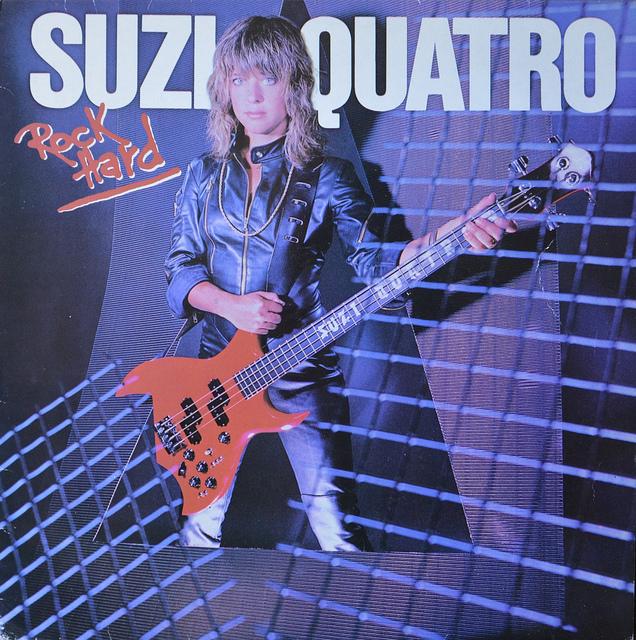 Suzi Quatro - Rock Hard (Vinyl, LP)