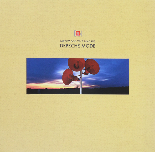 Depeche Mode - Music For The Masses (Vinyl, LP)