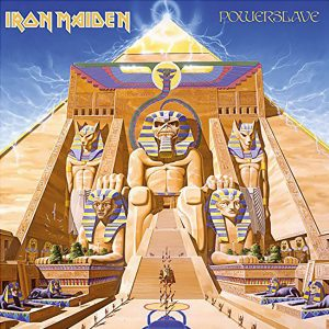 Iron Maiden - Powerslave (Vinyl, LP)