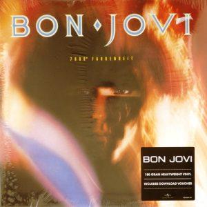 Bon Jovi - 7800° Fahrenheit (Vinyl, LP)