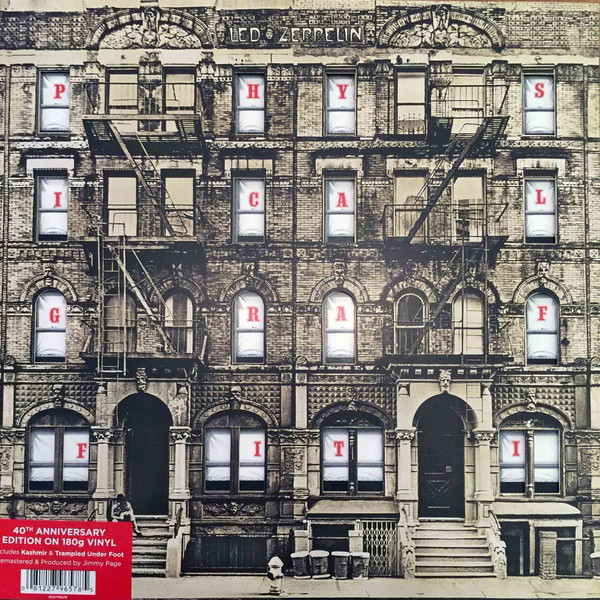 Led Zeppelin - Physical Graffiti (Vinyl, LP)