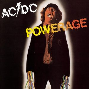 AC/DC - Powerage (Vinyl, LP)
