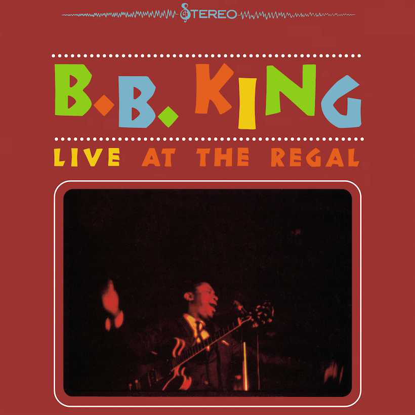 B.B. King - Live At The Regal (Vinyl, LP)