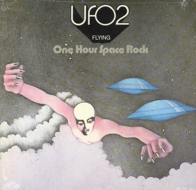 UFO - UFO 2 - Flying - One Hour Space Rock (Vinyl, LP)