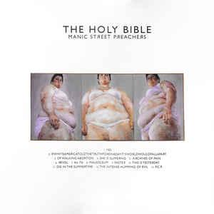 Manic Street Preachers - The Holy Bible (Vinyl, LP)
