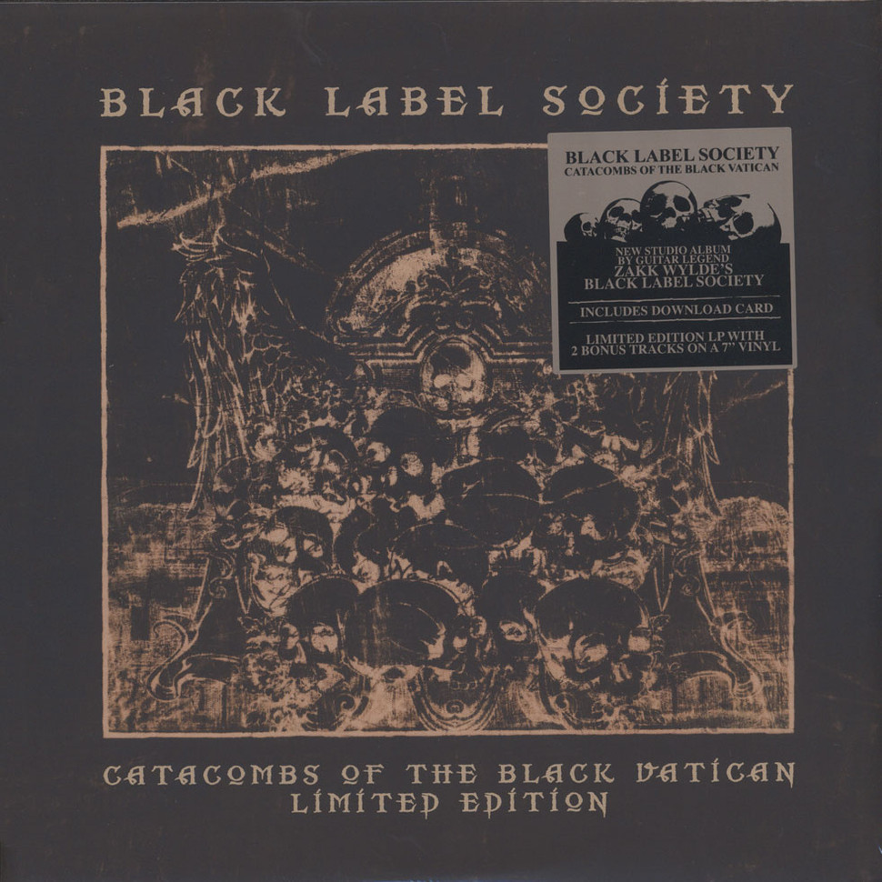 Black Label Society - Catacombs Of The Black Vatican (Vinyl, LP)