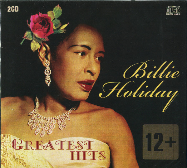 Billie Holiday – Greatest Hits (2cd, digipak)
