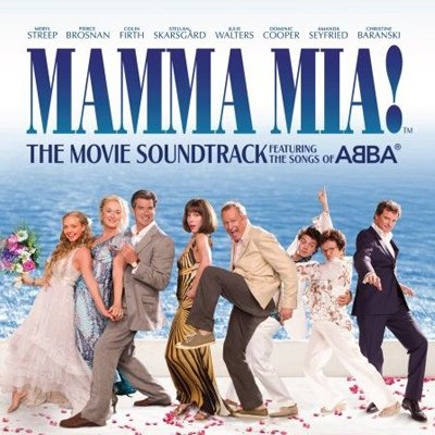 Mamma Mia! - The Movie Soundtrack (2008)