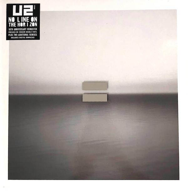 U2 - No Line On The Horizon (Vinyl, LP)