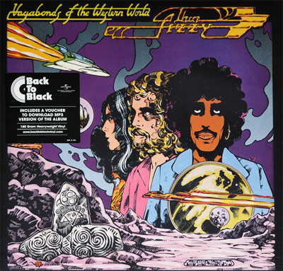 Thin Lizzy - Vagabonds Of The Western World (Vinyl, LP)
