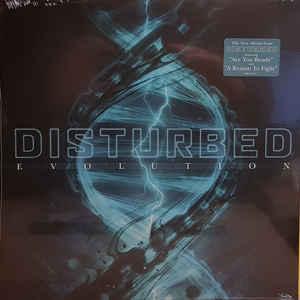 Disturbed - Evolution (Vinyl, LP)