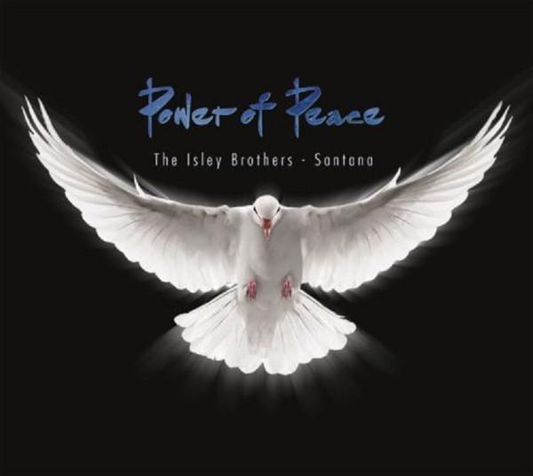 The Isley Brothers & Santana - Power Of Peace (Vinyl, LP)