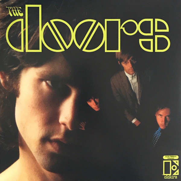 The Doors - The Doors (Vinyl, LP)
