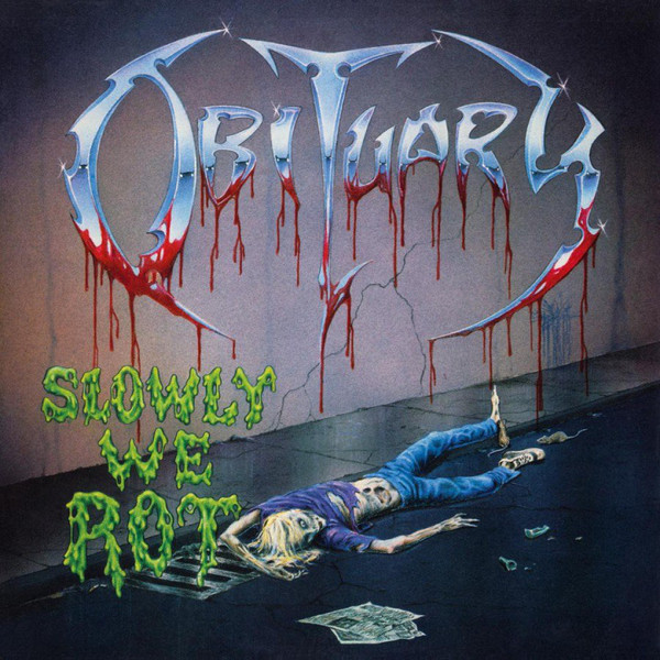 Obituary - Slowly We Rot (Vinyl, LP)
